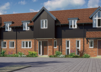 Thumbnail 4 bed detached house for sale in Plot 8, Grove Road, Lymington, Hampshire