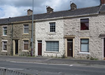 Thumbnail 2 bed terraced house for sale in Blackburn Road, Great Harwood