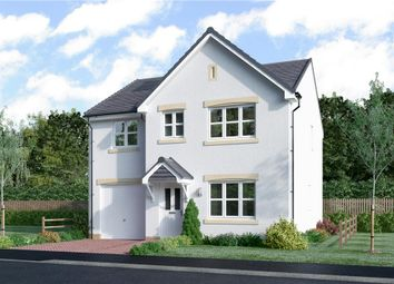 "Thumbnail 4 bedroom detached house for sale in ""Haig"" at Dochart Grove, Glasgow"