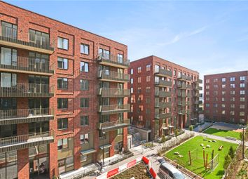 Thumbnail 1 bed flat for sale in Parkside At Royal Albert Wharf, Parkside, Docklands, London