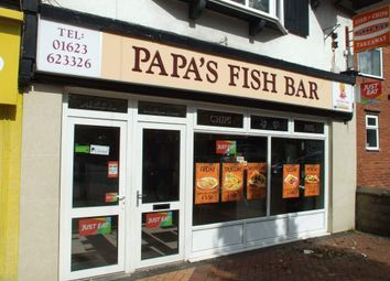 Thumbnail Restaurant/cafe for sale in Ravensdale Road, Mansfield
