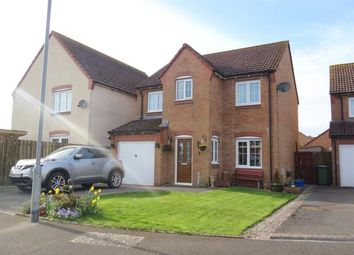 Thumbnail 4 bedroom detached house for sale in Fell View Close, Aspatria, Wigton