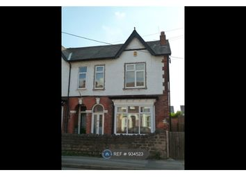 Thumbnail 4 bed semi-detached house to rent in Marlborough Road, Nottingham