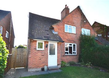 Thumbnail 3 bedroom semi-detached house for sale in Sherborne Road, Basingstoke, Hampshire