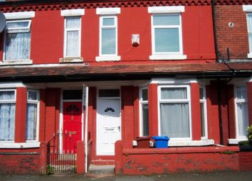 Thumbnail 4 bed terraced house to rent in Ruskin Avenue, Manchester
