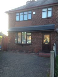 Thumbnail 3 bedroom semi-detached house to rent in Highgate Crescent, Gorton, Manchester