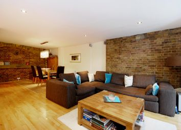 Thumbnail 2 bed flat to rent in St. Saviours Wharf, Mill Street, London