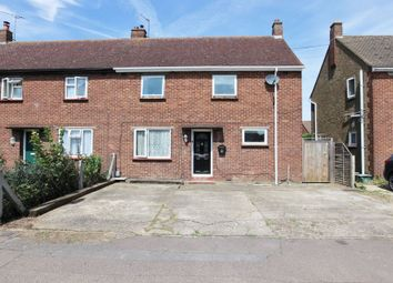 Thumbnail 3 bed semi-detached house for sale in Castle Road, Hoddesdon