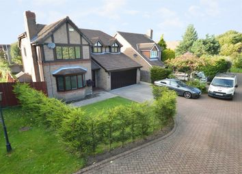 Thumbnail 4 bed detached house to rent in Wike Ridge Avenue, Alwoodley, Leeds, West Yorkshire