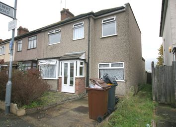 Thumbnail 4 bed semi-detached house to rent in Temple Avenue, Dagenham