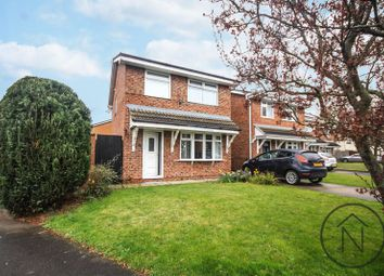 Thumbnail 3 bed detached house for sale in South Avenue, Billingham