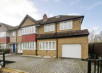 Thumbnail 3 bed semi-detached house to rent in Sylvia Avenue, Hatch End