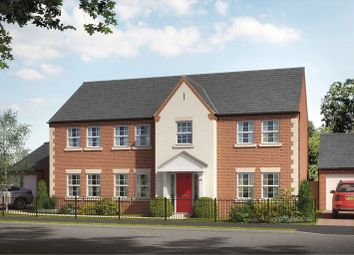 Thumbnail 5 bed detached house for sale in Harbury Lane, Warwick, Warwickshire
