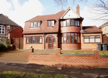 Thumbnail 4 bed detached house for sale in Denewood Avenue, Handsworth Wood, Birmingham