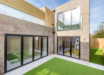 Thumbnail 3 bedroom detached house for sale in Nevill Road, Hove, East Sussex