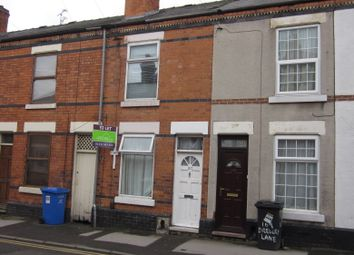 Thumbnail 1 bed terraced house to rent in Drewry Lane, Derby