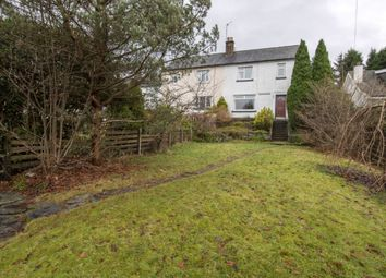 Thumbnail 2 bedroom semi-detached house for sale in 2 Montrose Road, Aberfoyle