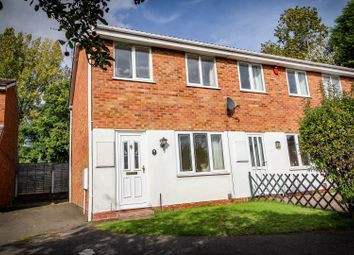 Thumbnail 2 bed end terrace house for sale in Gurnard Close, Coppice Farm, Willenhall