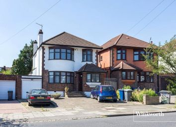 Thumbnail 3 bed property to rent in Longland Drive, Totteridge, London