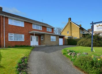 Thumbnail 4 bed detached house for sale in The Drive, Old Dover Road, Canterbury