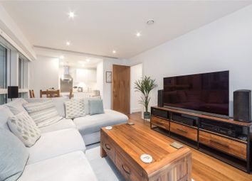 Thumbnail 2 bed flat for sale in Talisman Tower, 6 Lincoln Plaza, London