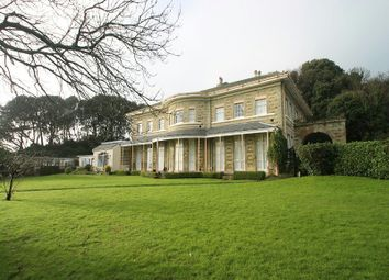 Thumbnail 2 bed flat for sale in Shore Road, Ventnor, Isle Of Wight.