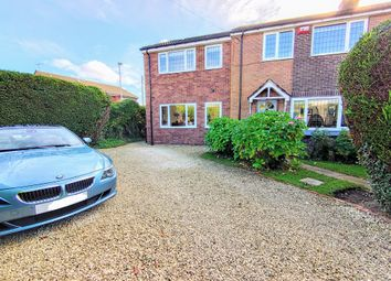 Thumbnail 4 bed semi-detached house for sale in Johns Crescent, Wrenthorpe, Wakefield