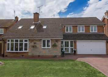 Thumbnail 4 bed detached house for sale in Balsall Street East, Balsall Common, Coventry