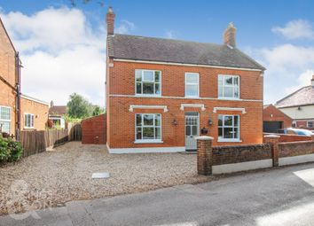 Thumbnail 6 bed detached house for sale in Station Road, North Walsham