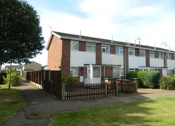 Thumbnail 2 bed end terrace house to rent in Middlebrook Road, Lincoln
