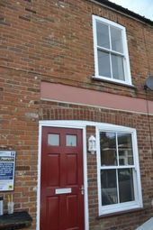 Thumbnail 2 bed terraced house to rent in Penfold Street, Aylsham, Norwich