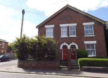 Thumbnail 3 bed semi-detached house for sale in Military Road, Colchester