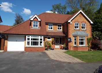 Thumbnail 4 bed detached house for sale in The Evergreens, Formby, Merseyside, England