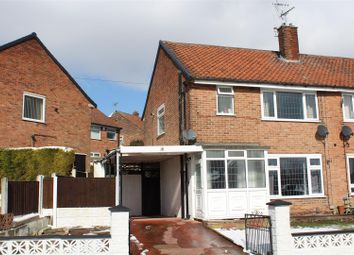 Thumbnail 2 bed semi-detached house for sale in Ashgate, Sutton-In-Ashfield