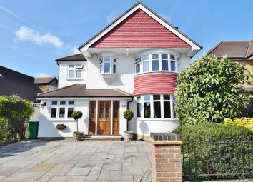Thumbnail 4 bed detached house to rent in Percy Road, Hampton