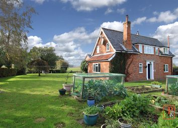 Harkstead Lane, Woolverstone, Ipswich IP9. 4 bed detached house for sale