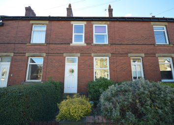 Thumbnail 2 bed terraced house to rent in Manor Road, Ossett