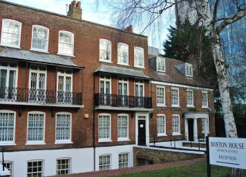 Thumbnail Serviced office to let in Boston House, 69-75 Boston Manor Road, Brentford