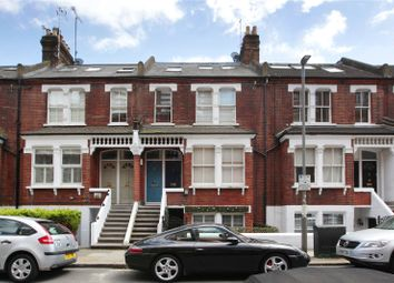 Thumbnail 2 bed flat for sale in Lurline Gardens, Battersea, London