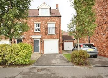 Thumbnail 3 bed town house to rent in Oak Way, Selby