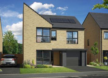 "Thumbnail 4 bed detached house for sale in ""The Birch"" at Mount Ridge, Birtley, Chester Le Street"