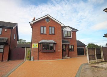 Thumbnail 4 bed detached house for sale in Churchfields, Scarisbrick, Ormskirk
