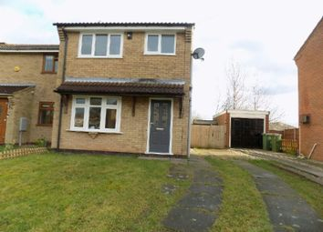 Thumbnail 3 bed semi-detached house to rent in Spinney Halt, Whetstone, Leics.