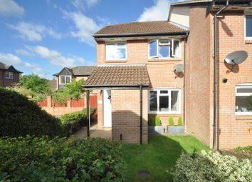 House Plat Court, Church Crookham, Fleet GU52. 3 bed end terrace house