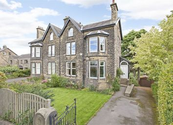 Thumbnail 5 bed semi-detached house for sale in Fernroyde, 17, Ben Rhydding Drive, Ilkley, West Yorkshire