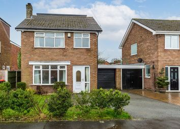 Thumbnail 4 bed detached house for sale in Green Acres Drive, Garstang, Lancashire