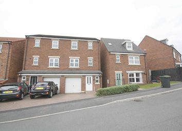 Thumbnail 4 bed town house for sale in Orchard Grove, Stanley, County Durham