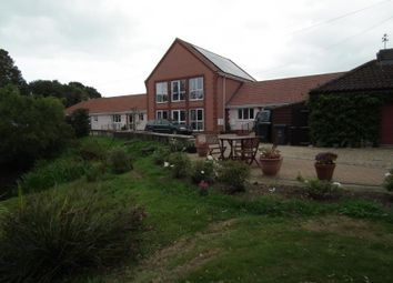 Thumbnail 9 bed block of flats for sale in Wood Court, Church Lane, Shipdham, Thetford, Norfolk