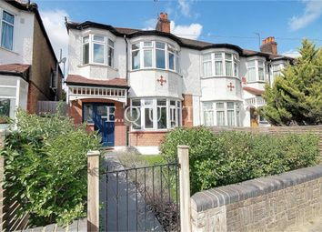 Thumbnail 3 bed end terrace house for sale in Wentworth Gardens, Palmers Green
