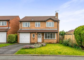 Thumbnail 4 bed detached house for sale in Elmwood Close, Gnosall, Stafford